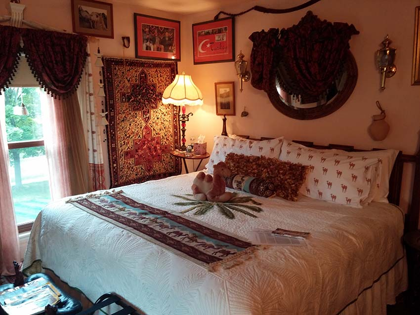 Middle East Oasis Bed Amp Breakfast